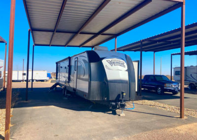 Large Covered RV Sites